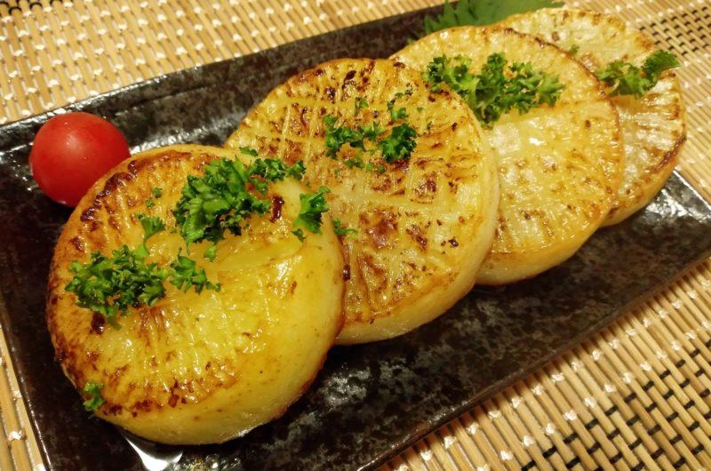 【Nスタ】大根の白だしバターステーキのレシピ リュウジ【12月15日】