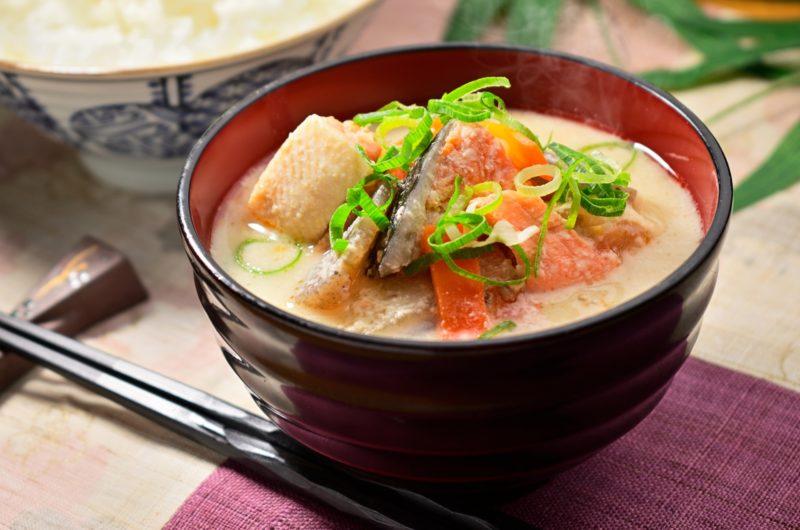 【きょうの料理】塩鮭の酒粕煮のレシピ【12月1日】