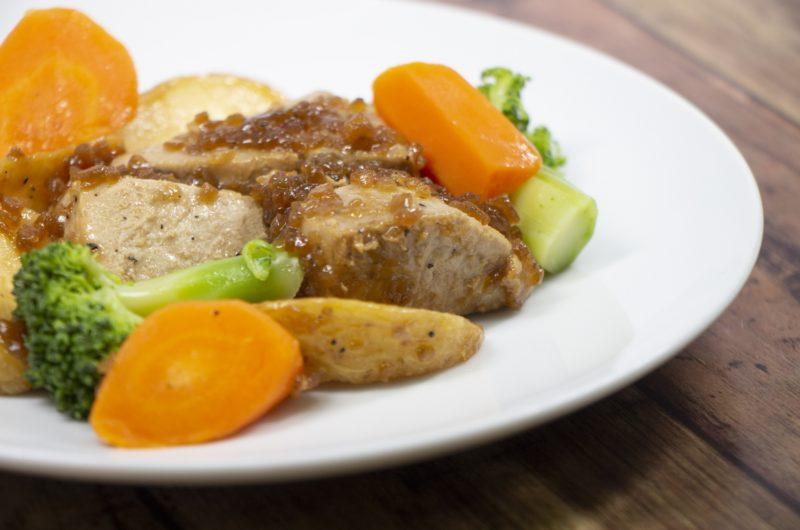 【ノンストップ】マグロのレアステーキのレシピ|ピリ辛ダレ|クラシル|エッセ【12月9日】