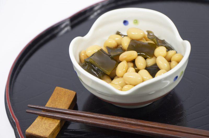 【きょうの料理】大豆昆布のレシピ【12月23日】