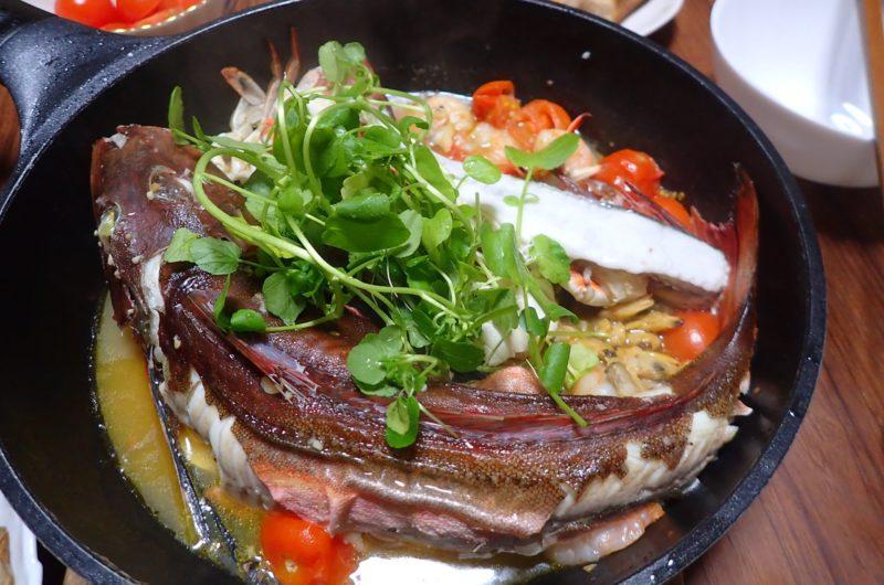 【ZIP】アクアパッツァのレシピ たけだバーベキュー【12月17日】