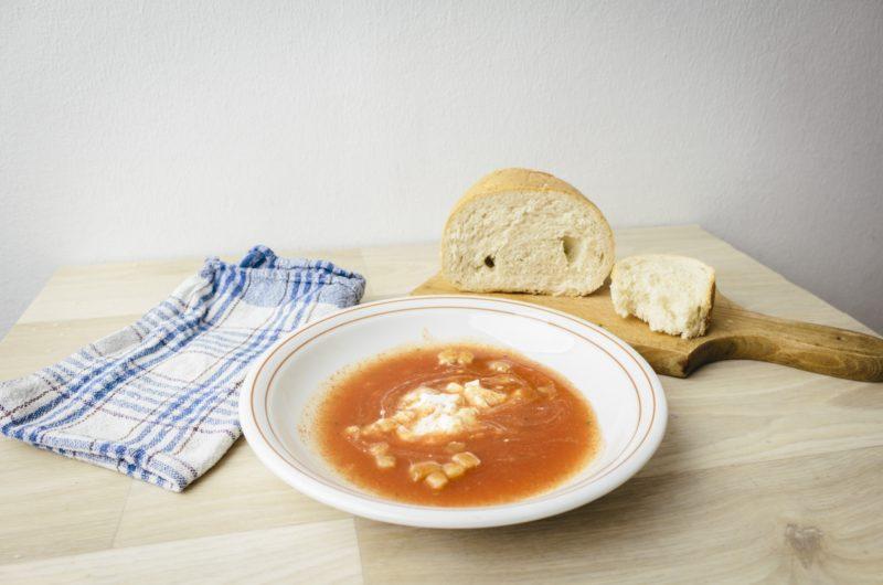 【家事ヤロウ】モッツァレラチーズの洋風味噌汁のレシピ|キング【12月9日】