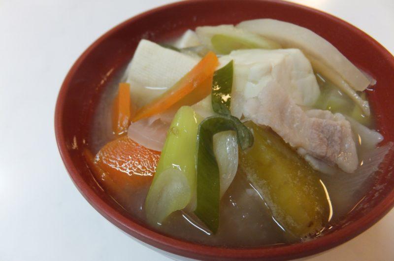 【ケンミンSHOW】タチの味噌汁のレシピ【12月10日】