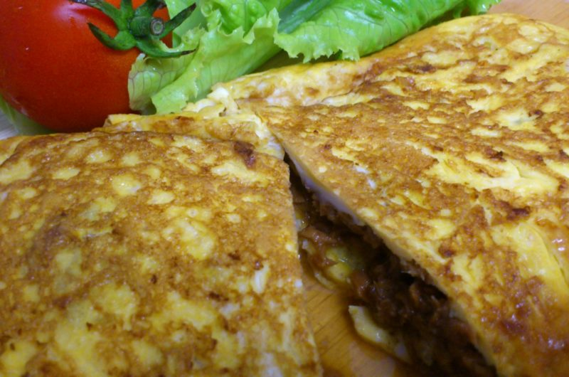 【ヒルナンデス】チーズカレーオムレツのレシピ|グレイビー|印度カリー子【12月17日】