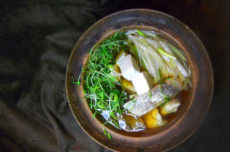 【ZIP】サバ白菜鍋のレシピ【12月1日】