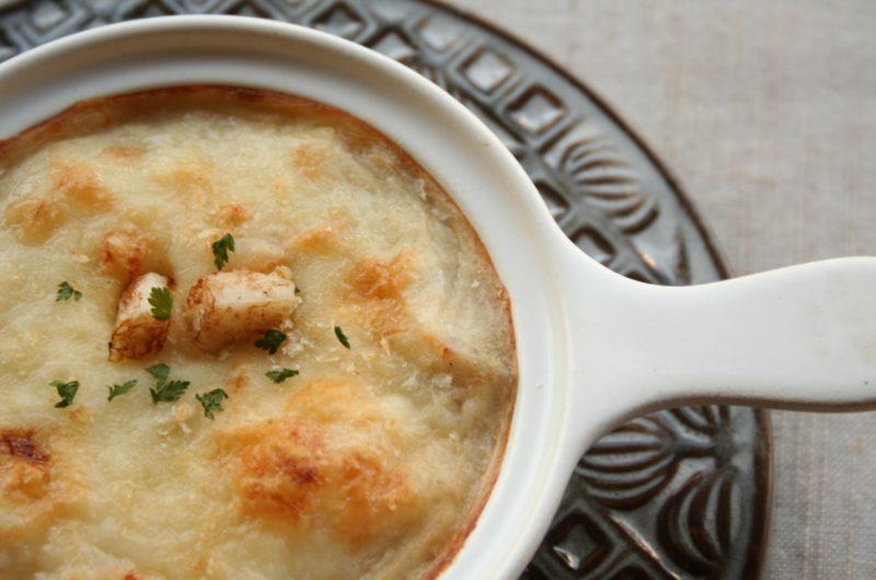 【Nスタ】白菜の和風グラタンのレシピ|リュウジ【12月15日】
