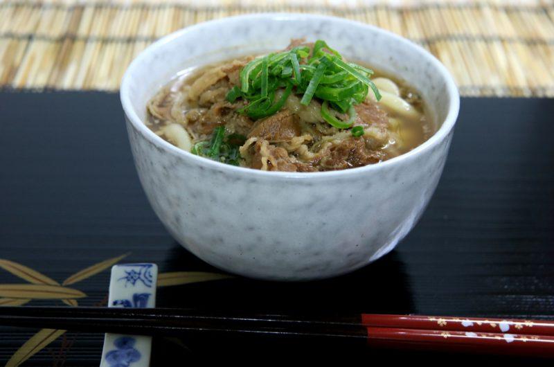 【グッとラック】肉うどんのレシピ|麦茶で|ギャル曽根の冷凍うどんアレンジ【12月17日】
