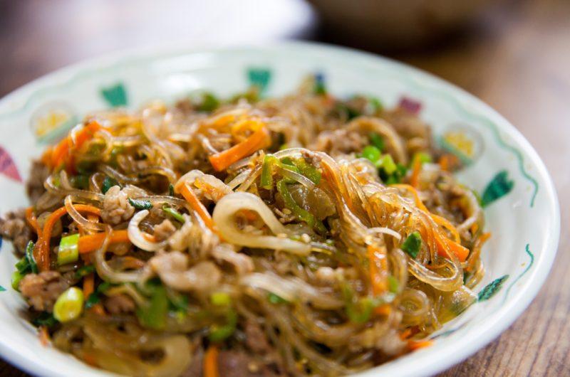 【きょうの料理】白菜チャプチェのレシピ【1月4日】
