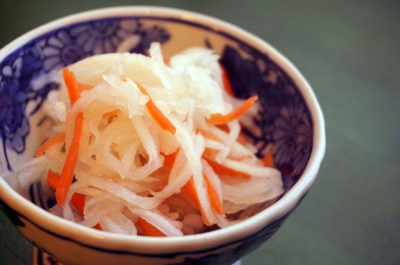 【ZIP】なますの酸辣湯スープのレシピ キンプリ平野紫耀 おせちのリメイク【1月5日】