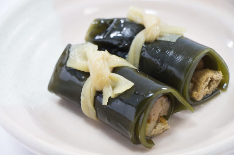 【ZIP】昆布巻きナムルのレシピ|キンプリ平野紫耀|おせちのリメイク【1月5日】