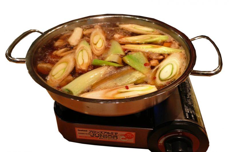 【男子ごはん】ねぎシャモ鍋のレシピ【1月3日】