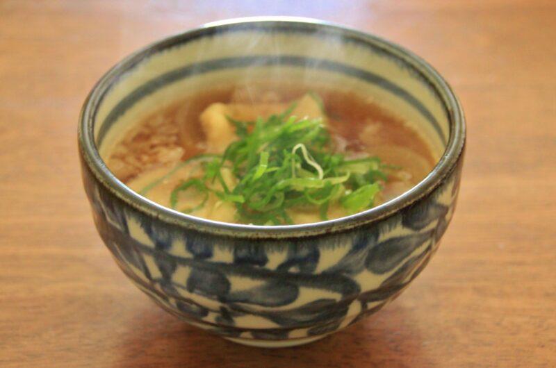 【青空レストラン】ぐんまとろりんのすいとんのレシピ【1月23日】