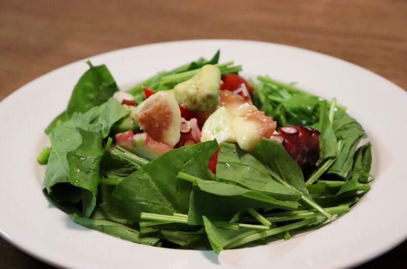 【きょうの料理】アボカドとふわとろ卵のサラダのレシピ【1月26日】