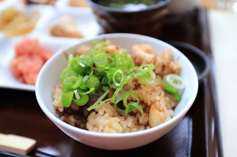 【ヒルナンデス】たこと生姜の炊き込みご飯のレシピ 業務スーパー【1月18日】