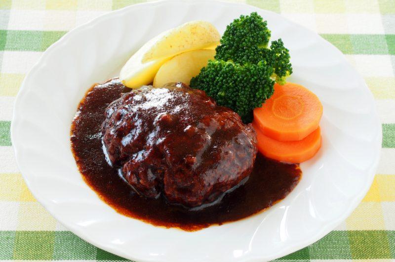 【ノンストップ】セリハンバーグのレシピ|笠原将弘|エッセ【1月11日】