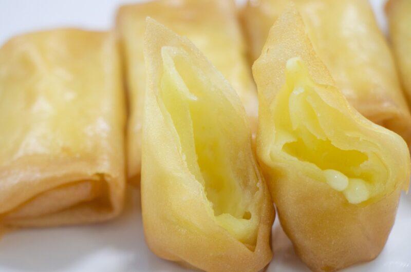 【魔法のレストラン】チーズ伸びすぎ春巻きのレシピ マホレス【1月20日】