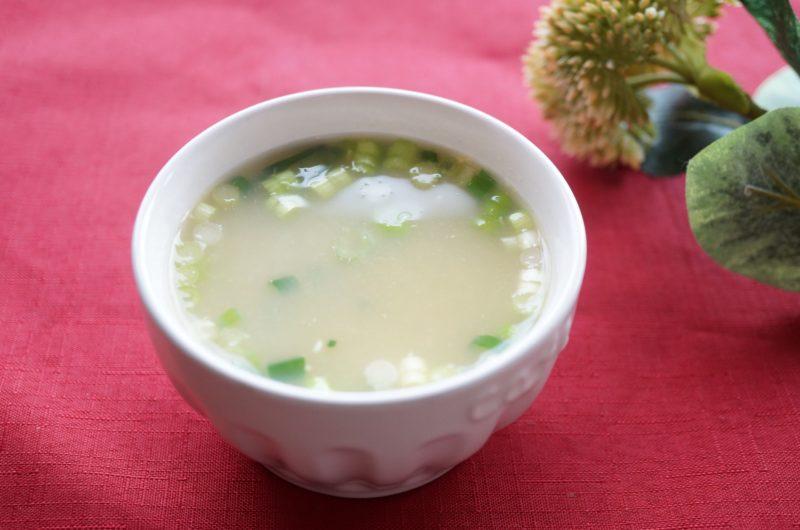 【あさイチ】たいと白菜の北京風スープのレシピ|孫成順【1月12日】