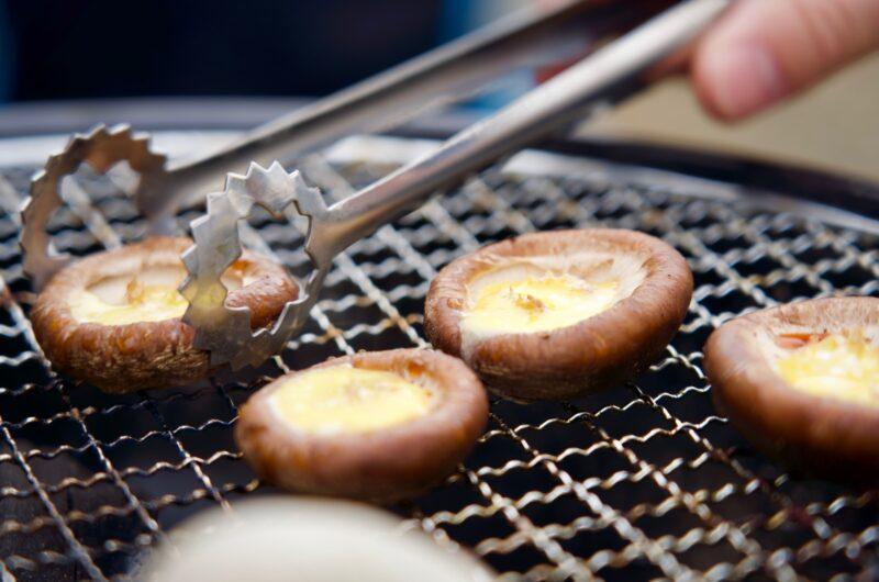 【松本家の休日】椎茸のバター醤油焼きのレシピ|キム姉【1月30日】