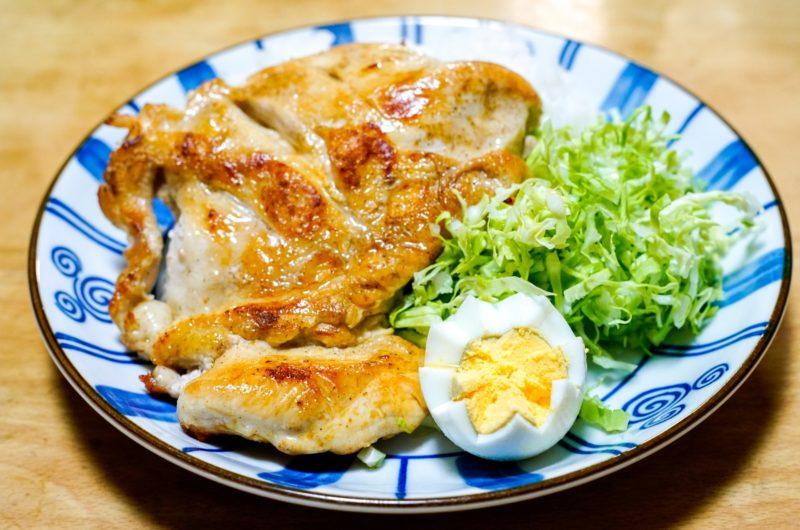 【きょうの料理】鶏むねソテー 小松菜ソースのレシピ【1月11日】