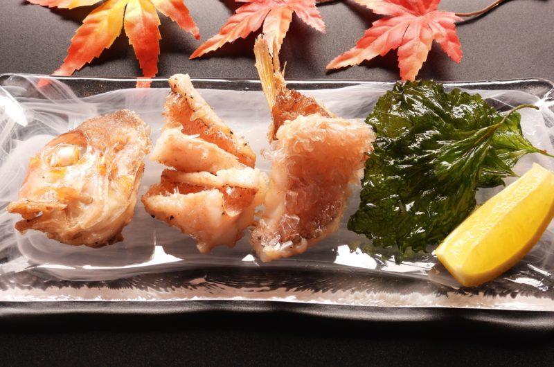 【男子ごはん】甘鯛の松笠焼きのレシピ【1月3日】