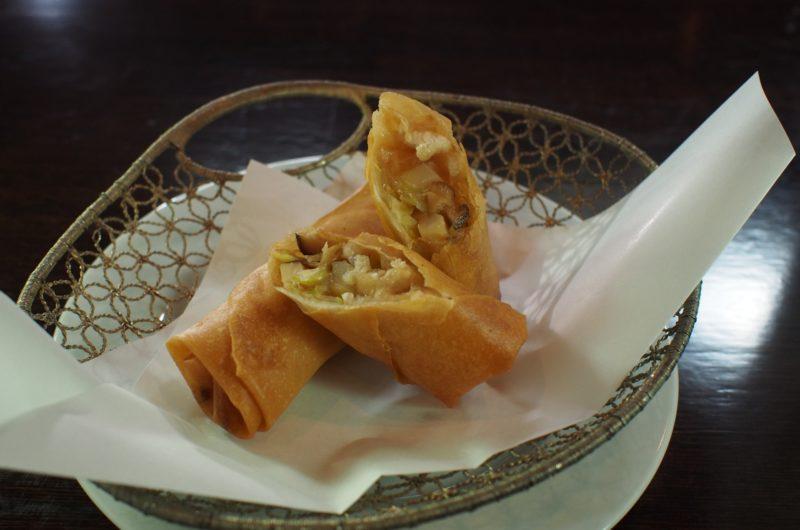 【ノンストップ】鱈とネギの春巻きのレシピ|クラシル|エッセ【1月6日】