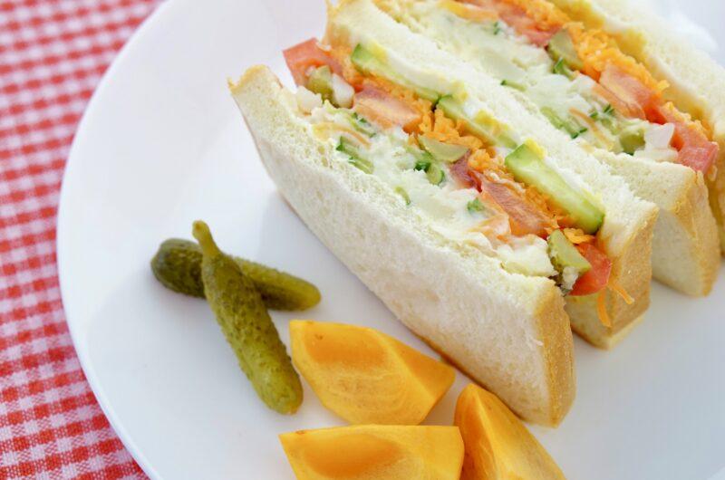 【サタプラ】キムチサンドイッチのレシピ|キムチアレンジ|サタデープラス【1月16日】