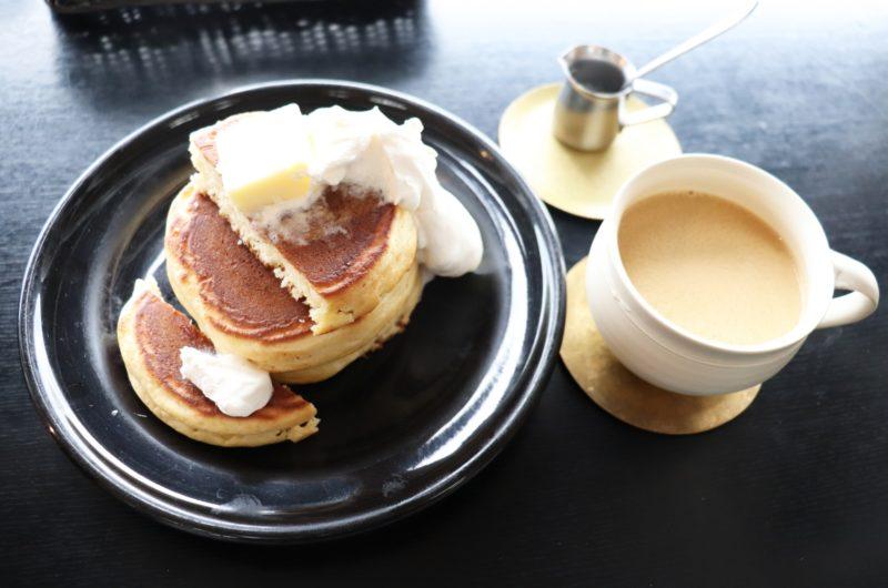 【あさイチ】黒豆のホッとうふケーキ(黒豆と豆腐のホットケーキ)のレシピ【1月4日】