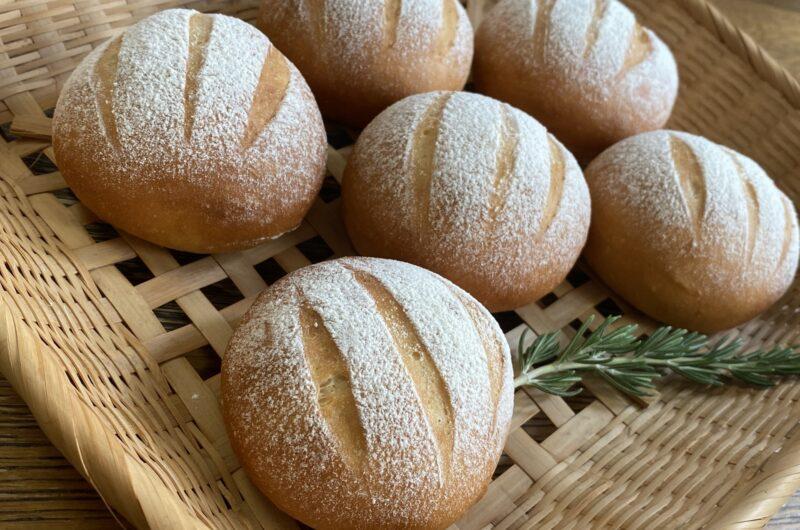 【土曜はナニする】魔法のパン(基本のパン)のレシピ|30分で|ゆーママ【1月23日】
