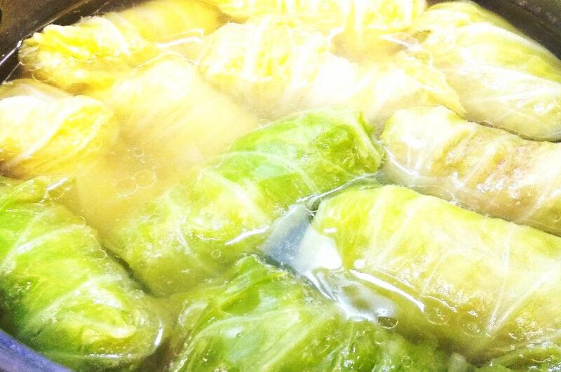 【青空レストラン】ウインナーロール白菜のレシピ【1月30日】