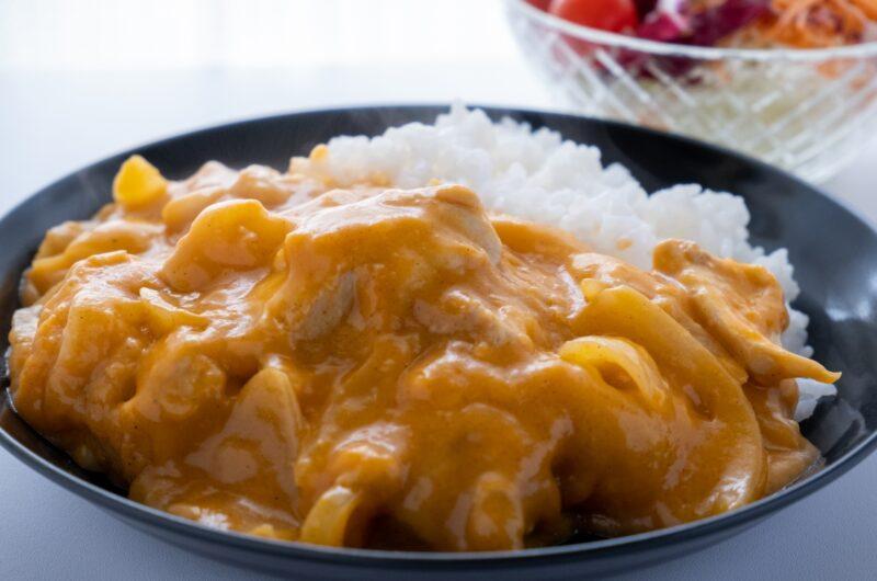 【ヒルナンデス】長ねぎチキンカレーのレシピ|印度カリー子|グレイビー【1月28日】