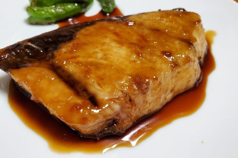 【ソレダメ】ブリの照り焼きのレシピ【1月27日】