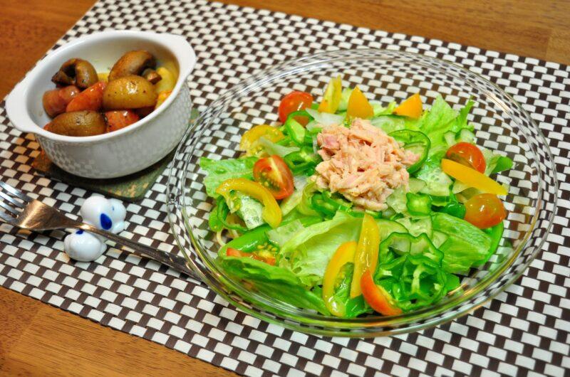 【グッとラック】和風アヒージョのレシピ|シーチキンと納豆|ギャル曽根【1月28日】