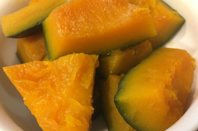 【ガッテン】冷凍かぼちゃの煮物のレシピ【1月27日】