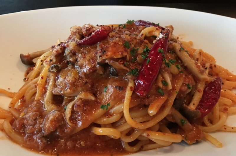 【魔法のレストラン】ツナ缶でミートソーススパゲッティのレシピ|マホレス【1月13日】