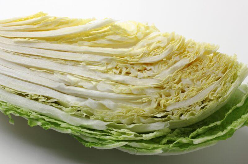 【相葉マナブ】白菜の炊き込みご飯のレシピ【1月24日】