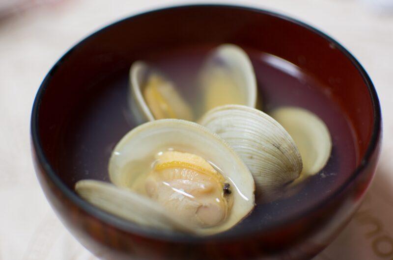 【あさイチ】ホンビノスの貝だしのレシピ【2月16日】