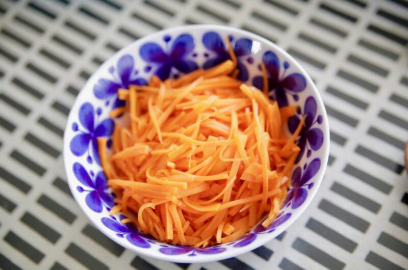 【相葉マナブ】にんじんカラムーチョサラダのレシピ【2月28日】