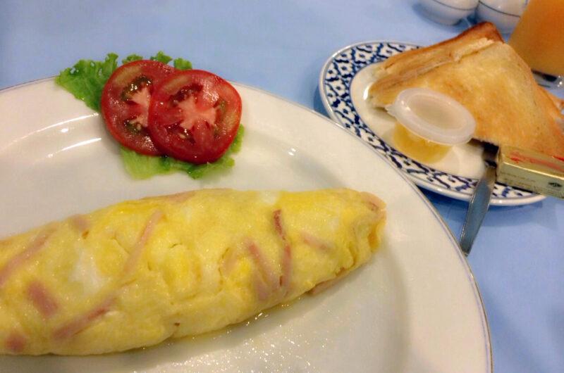 【家事ヤロウ】オムレツトーストのレシピ パン祭り【2月17日】