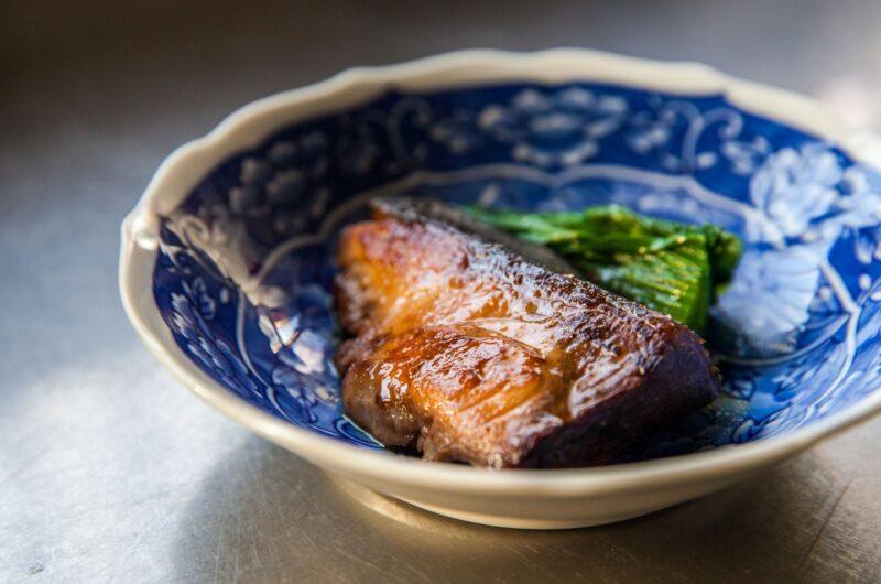 【シューイチ】ブリの照り焼きのレシピ【2月7日】