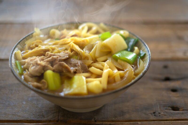 【きょうの料理】しょうがたっぷりカレーうどんのレシピ【2月3日】