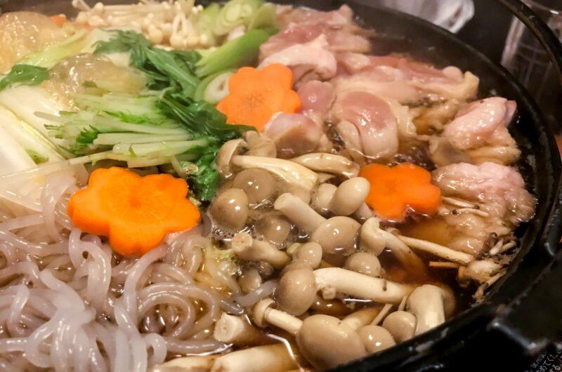 【あさイチ】鶏のねぎすき煮 卵とじのレシピ【2月18日】