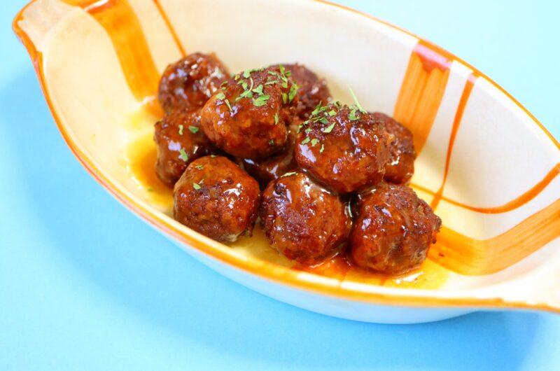 【家事ヤロウ】豚こまボールのレシピ|和田明日香【2月17日】