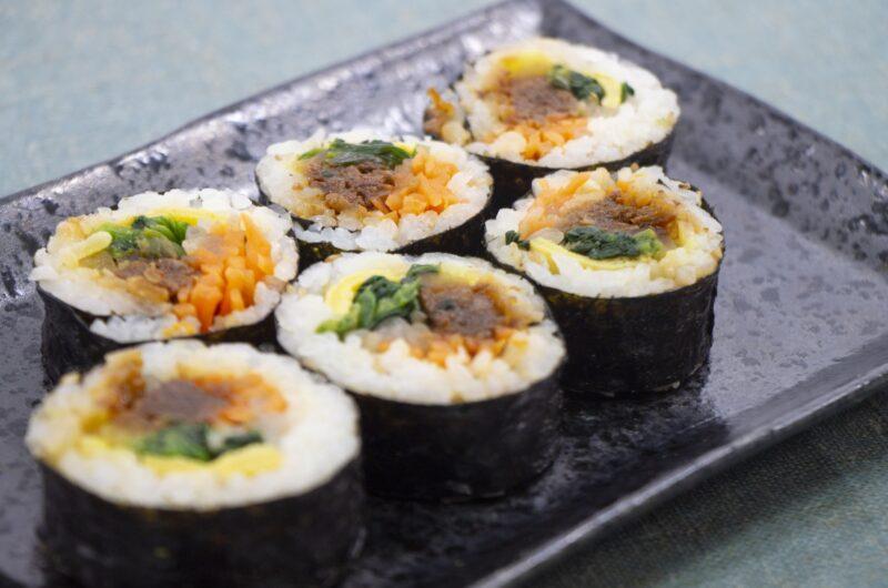 【ヒルナンデス】プルコギビーフで韓国風海苔巻きのレシピ|コストコ|梅沢富美男【2月22日】