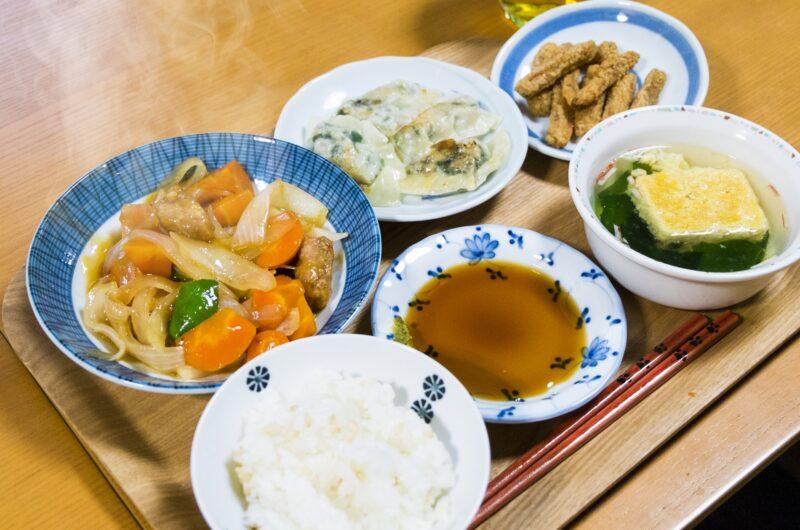 【魔法のレストラン】冷凍餃子で酢豚のレシピ|ゆーママ|マホレス【2月3日】