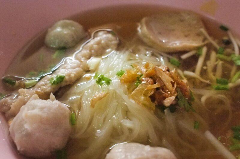 【男子ごはん】鶏団子の大根そばのレシピ【2月28日】