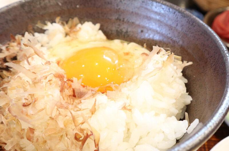【スッキリ】うまみ倍増たまごかけご飯のレシピ|sio 鳥羽周作【2月3日】