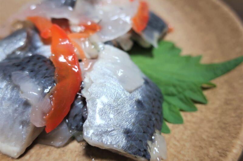 【あさイチ】いわしの洋風酢漬け エスカベーシュのレシピ【2月2日】
