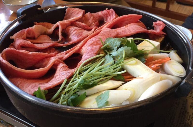【きょうの料理】牛すきオイスター煮のレシピ|冬の減塩|堀知佐子【2月22日】