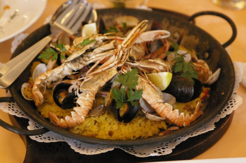 【ヒルナンデス】チョッピーノスープでパエリアのレシピ|コストコ|梅沢富美男【2月22日】