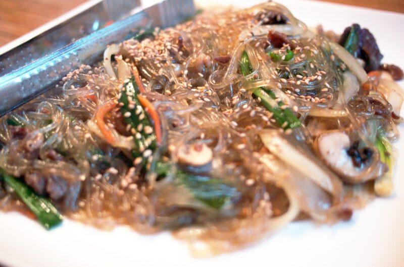 【家事ヤロウ】チャプチェのレシピ|北川景子とレンチン肉料理【2月10日】